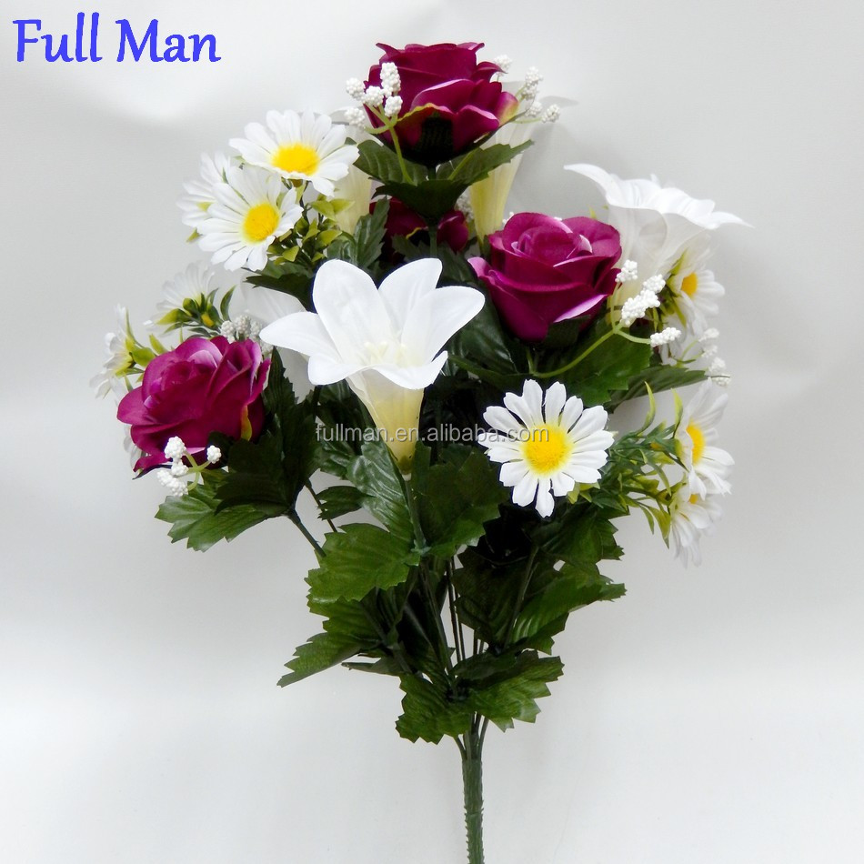Artificial easter lily flower artificial easter lily flower artificial easter lily flower artificial easter lily flower suppliers and manufacturers at alibaba izmirmasajfo Image collections