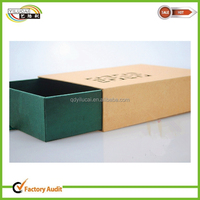Personalized custom Luxury match Box with tray for belt