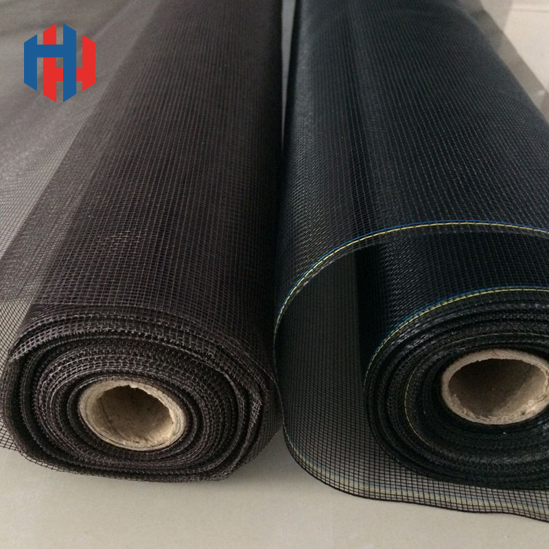 fiberglass mosquito screen plastic coated window screen