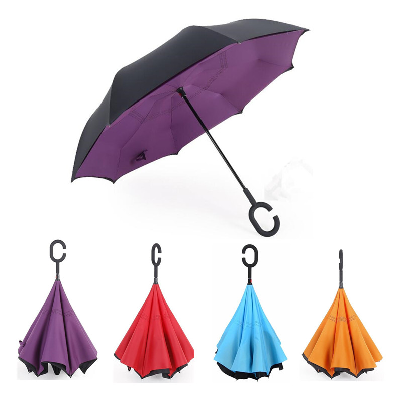 Car Umbrella Shade Automatic Umbrella Van Gogh Bulk Buy From China