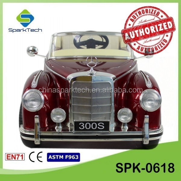 SPK-0618 Licensed Toy Cars To Ride In,Car Toy For Kids,Ride On Battery