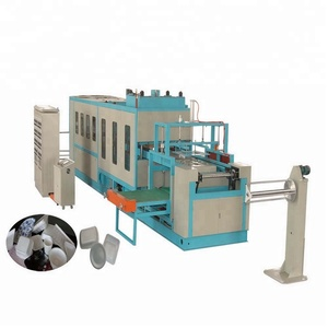 HEXING Automatic Machine For Making Disposable Foam Thermocol Plates Tray