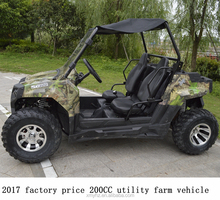 2017 factory price 200CC utility farm vehicle ATV