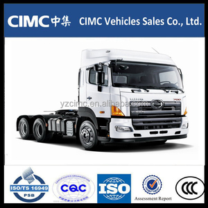 Hino 700 6x4 tractor truck head for sale