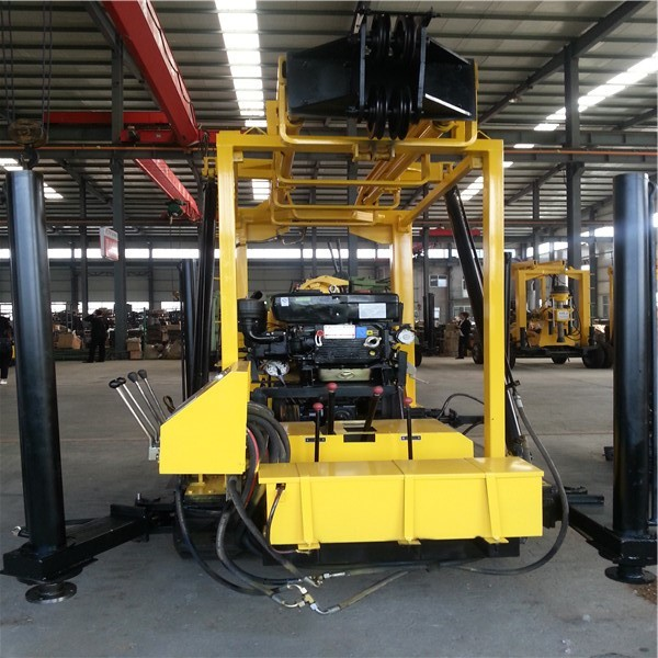 Water Hole Drilling Machines And Geothermal Perforation