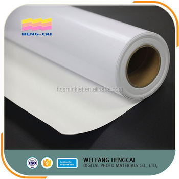 Oem Waterproof Large Format Instant Dry Inkjet Photo Paper