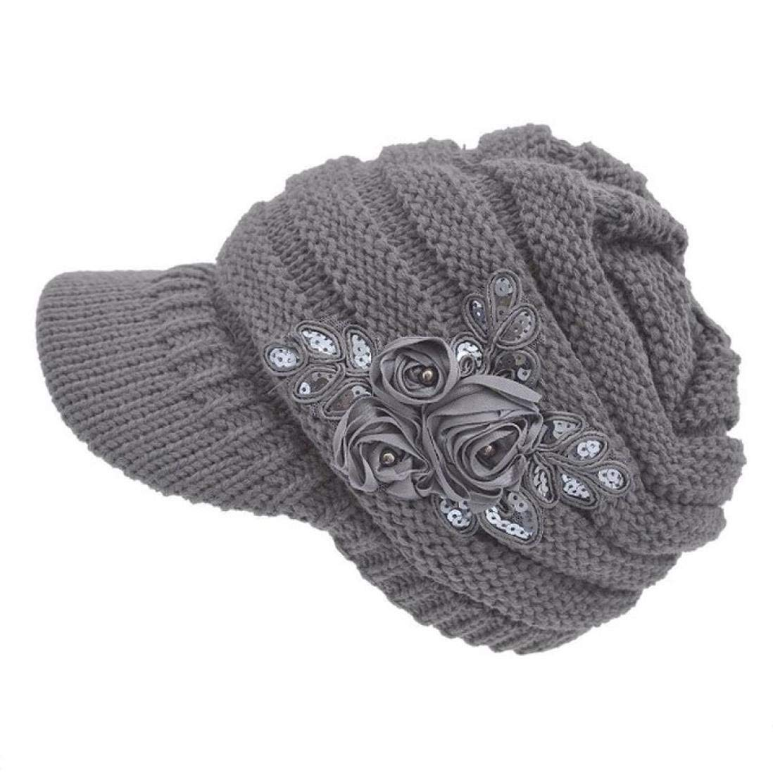30f0c4b49c6 Cheap Acrylic Cable Knit Hat With Visor