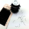 Korea Silk Individual Lash Extension Alluring Eyelash Extensions With Private Label