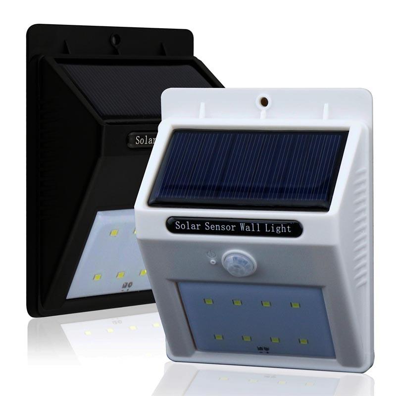Neue produkt notfall wand montiert solar licht led solar for Solar licht