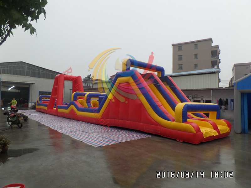 Wholesale Funny inflatable obstacle run for competition - Alibaba.com