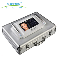 Newest Artmex V8 7 inch glass touch screen MTS + PMU digital tattoo professional permanent makeup machine for eyebrow