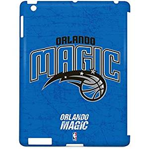 NBA Orlando Magic iPad 2&3 Lite Case - Orlando Magic Blue Primary Logo Lite Case For Your iPad 2&3
