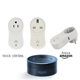 US UK EU SMART SOCKET WIFI WITH USB