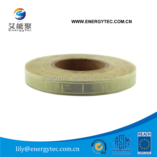 Photoluminescent and reflective tap/Hottest high brightness luminescent tape
