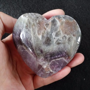 wedding souvenirs crystal heart art crafts wedding favors gifts Wholesale Natural Amethyst Quartz crystal Hearts