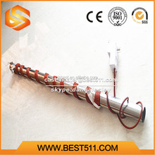 Flexible 24v Silicone Rubber coil Heater