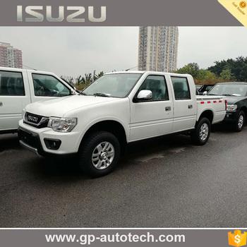 Low Price Double Cabin Isuzu Pickup 4x4 Trucks For Sale - Buy Isuzu  Pickup,Isuzu Pickup 4x4 Trucks,Double Cabin Isuzu Pickup 4x4 Trucks Product  on