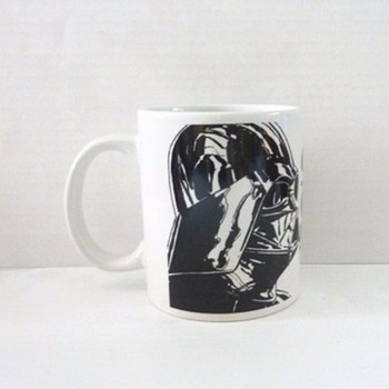[ZIBO HAODE CERAMICS]Factory Supply Creative Decal ceramic coffee Drinking mug