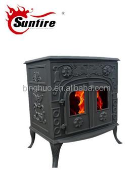 Wood Stove Secondary Burn,Fireplace Baffle - Buy Cast Iron Wood ...