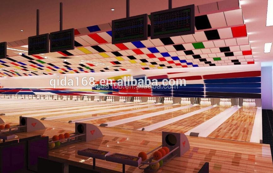 Used Bowling Lanes for Sales