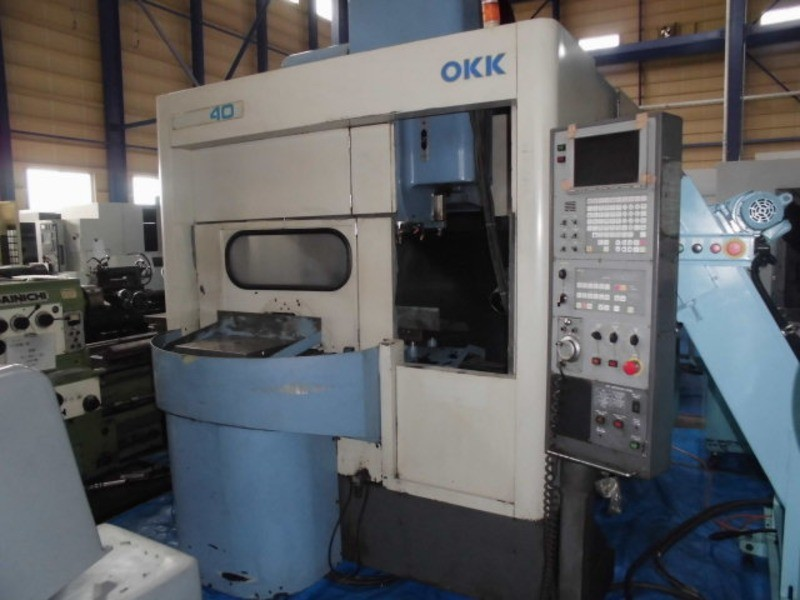 Okk Cnc Machining Center - Buy Cnc Machining Center Product on ...