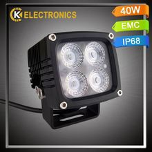 high quality factory price new bus 6063 aluminum 2years warranty atv auro led work light