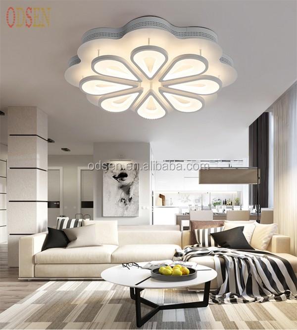 Modern Acrylic Creation Peacock Designer Ceiling Lamp For Nice Bedroom Living