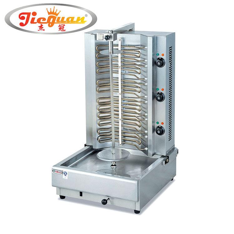 Fabriek Prijs Hot Sales Rvs Elektrische Doner Kebab Machine EB-808 Kebab Grill