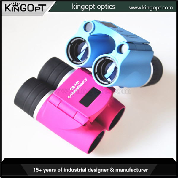 Made in China High Power Portable Foldable <strong>Fashionable</strong> and Mini Pocket Binoculars 6x18