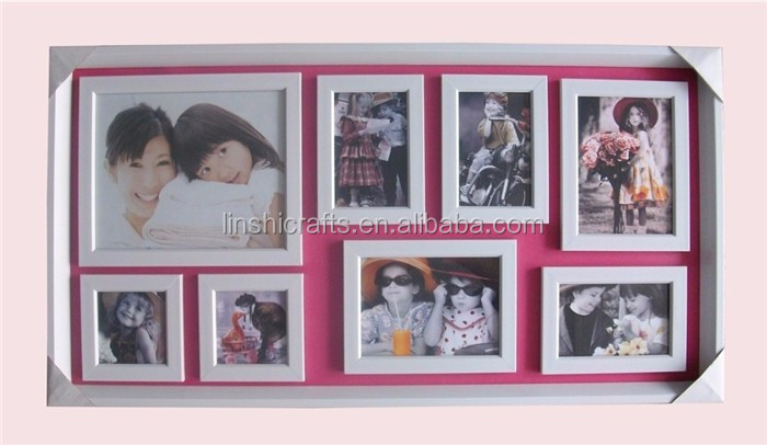 Fashion Personalized cheap wholesale wooden souvenir picture frame