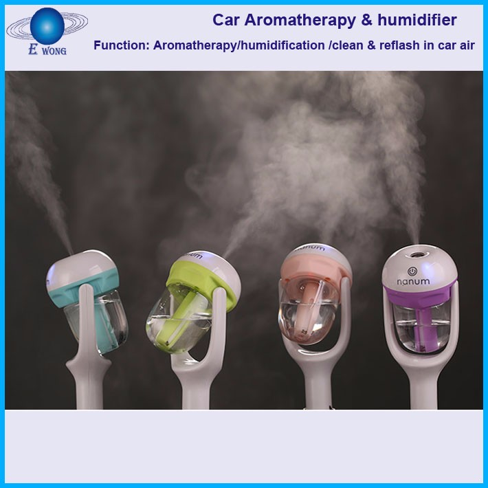 Car Aromatherapy diffuser / mini car aroma diffuser essential oil
