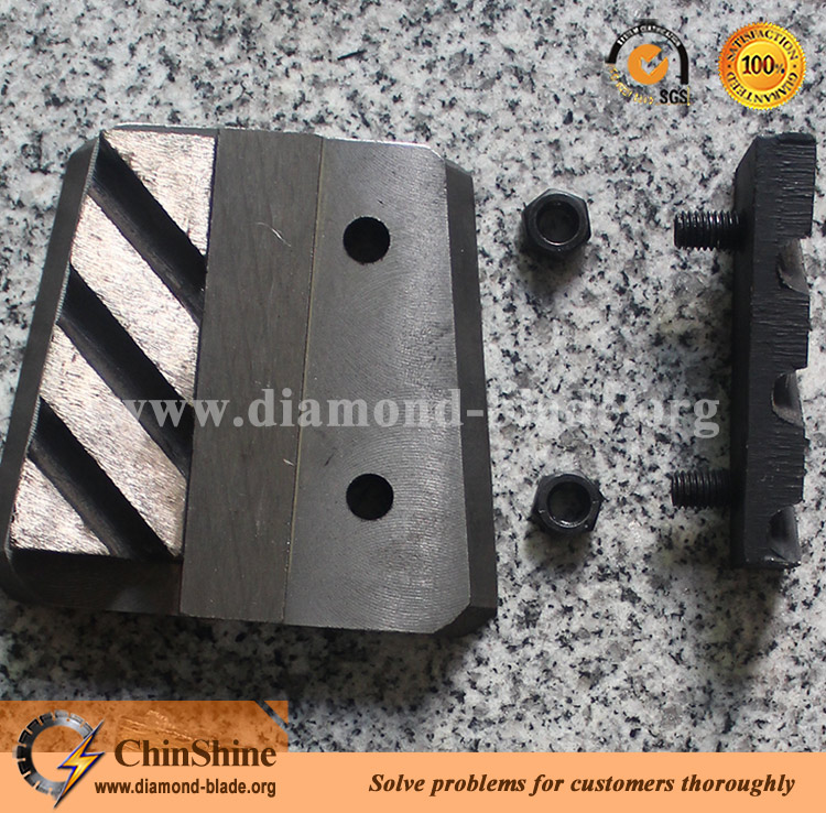 Diamond frankfurt for marble grinding and metal marble abrasive tools