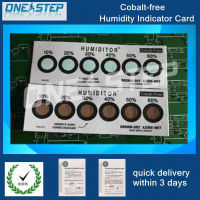 2012 top sales cobalt free humidity indicator card