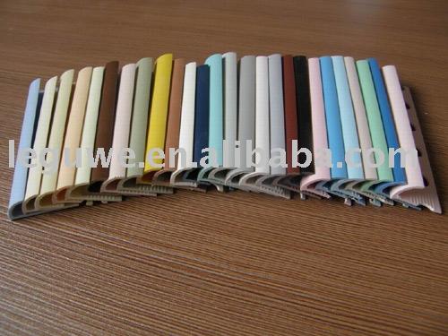 Pvc Ceramic Tile Trim 10mm Cape Line Product On Alibaba
