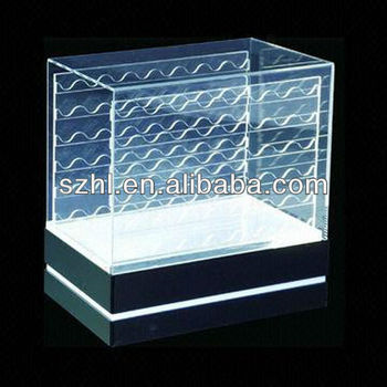 Acrylic Display Led Light Box For Home Decoration Diy