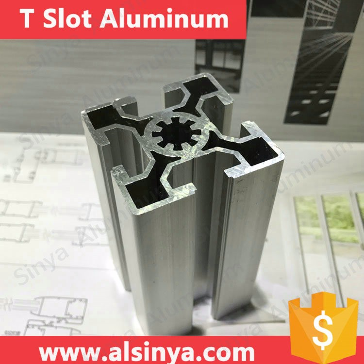 aluminum t slotted framing aluminum t slotted framing suppliers and manufacturers at alibabacom