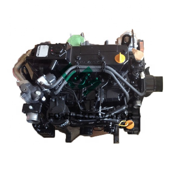 High Quality EC140B Complete Engine Assy 4TNV94L Excavator Engine Assembly R60-7