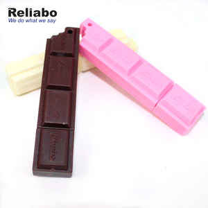 Reliabo China Plug Chocolate Logo Shape Plastic Ballpoint Pen