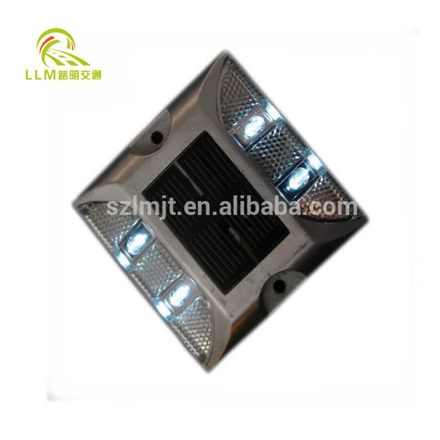 Upper quality factory wholesale new design road side delineator solar road stud
