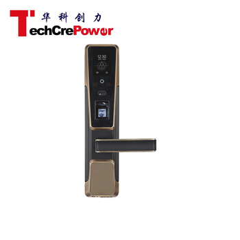 High Security Zk Access Control Face Recognition Door Lock With Biometric  Fingerprint Scanner - Buy Zm100 Face Recognition Door Lock,Biometric