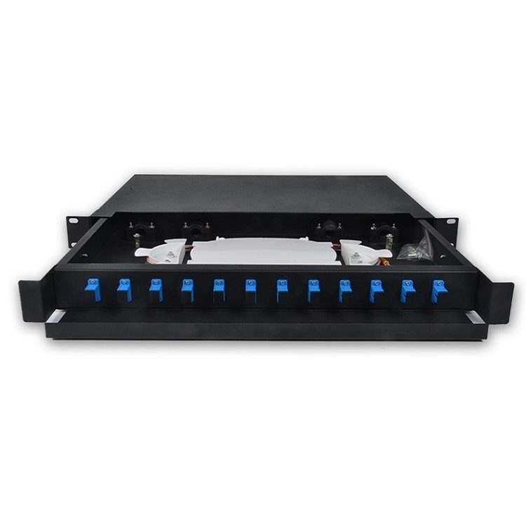 Ftth 12 Ports Odf Sc Upc Lgx 12 Port Optic12 Core Fiber Optic Patch Panel View 12 Core Fiber Patch Panel Hxcomm Product Details From Ningbo Hengxiang Photoelectric Co Ltd On Alibaba Com