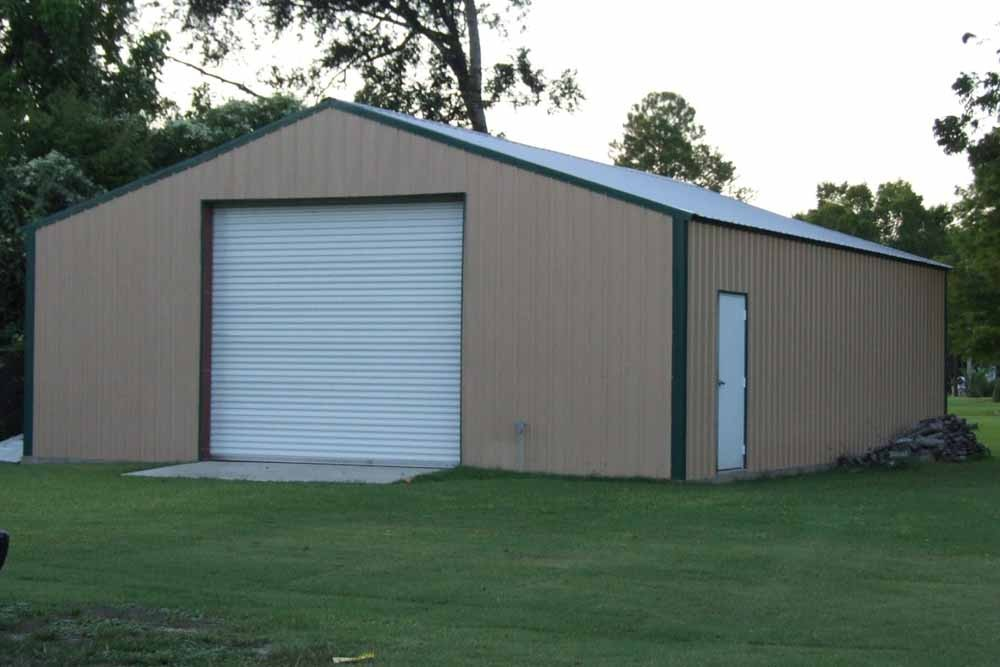 Different Design/Large Span Warehouse/Steel Structure Car Garage