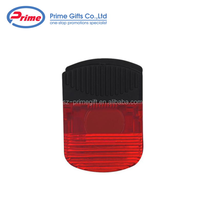 Promotional Jumbo Rectangular Plastic Sealing Magnetic Clip with Logo