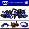 a large range of high temperature flexible oil resistant silicone rubber radiator hose/tube/tubing