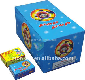 pop pop panda snapper toy fireworks for kids T8500