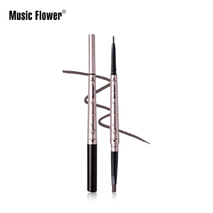 Double-end Automatic Eyebrow Pencils Waterproof Long Lasting 4 COLOR Makeup Eye Brow Pen Cosmetic