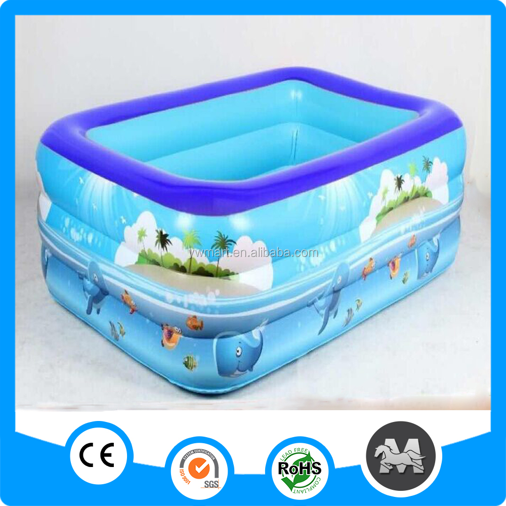 inflatable rectangular pool inflatable rectangular pool suppliers and manufacturers at alibabacom - Rectangle Inflatable Pool