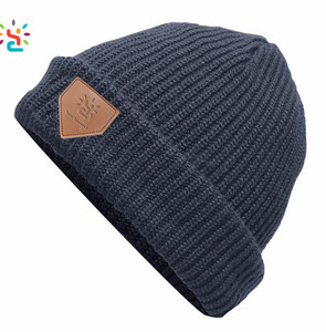 16c66244ada Knitted Funny Beanie Hat