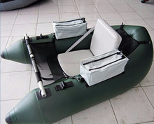 CE Approved Inflatable Fly Fishing Float Tube Belly Boat for Sale