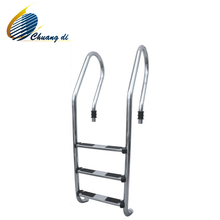 Hoge kwaliteit rvs 316 materiaal <span class=keywords><strong>zwembad</strong></span> ladder met leuning